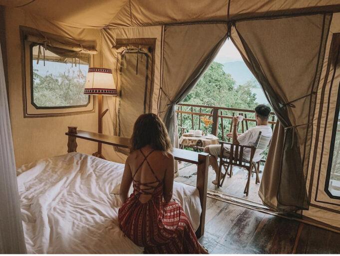 Lak Tented Camp, Buon Me Thot