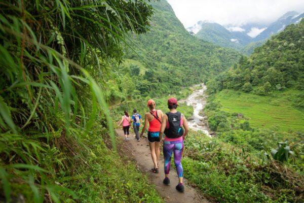 TRL Hiking Landscape 1
