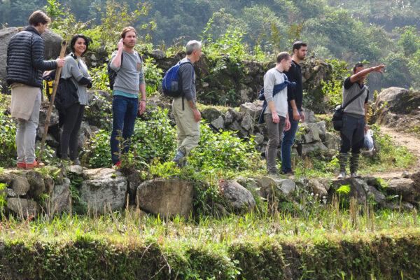 Sapa Nam Cang hiking 1