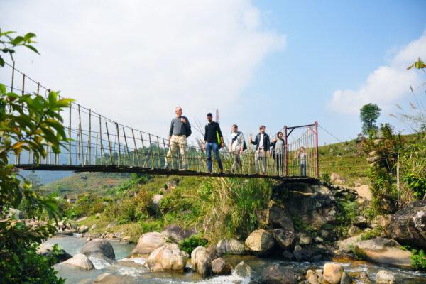 Sapa-Nam-Cang-hiking