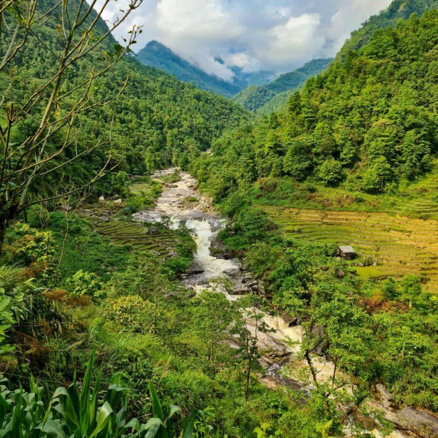 TRR scenery