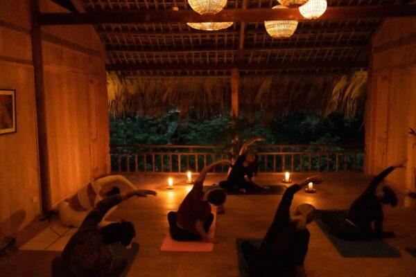 Yoga TRL